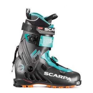 Buty Scarpa F1 Wmn Anthracite
